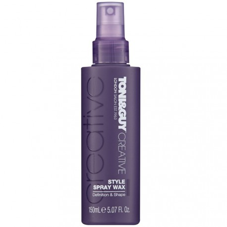 Toni & Guy Creative - Spray wax fixant Définition & Forme - 150ml