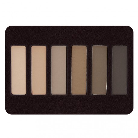W7 cosmetics - In the City Palette 6 fards - 7g