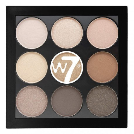 W7 cosmetics - Palette The Naughty Nine Arabian Nights - 4.5g