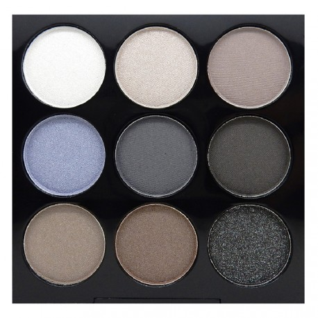 W7 cosmetics - Palette The Naughty Nine Hard Day's Night - 4.5g