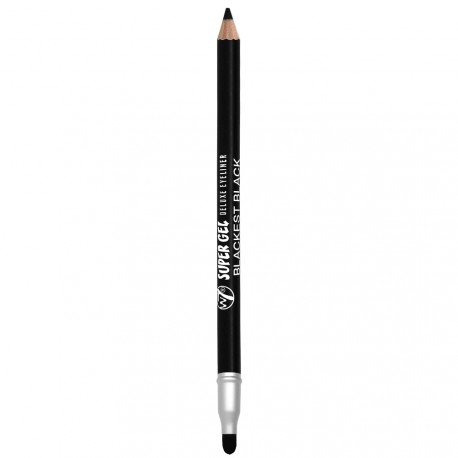 W7 cosmetics - Crayon noir Super gel - 1.5g