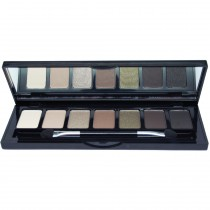 W7 cosmetics - Angel Eyes Palette - Out on the Town 7 fards à paupières - 7g