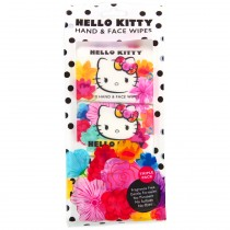 Hello kitty - Lingettes Mains & visage - 3x10pcs