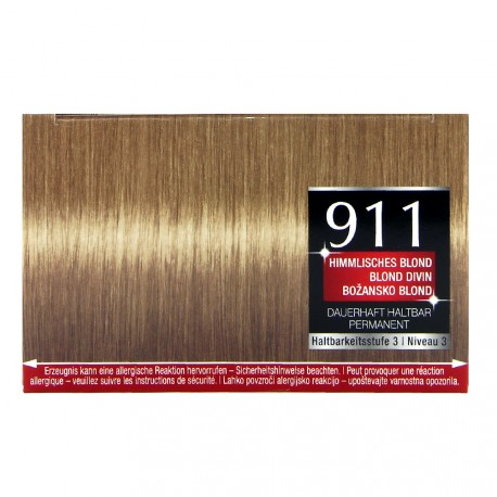 Schwarzkopf - Coloration Brillance 911 Blond Divin