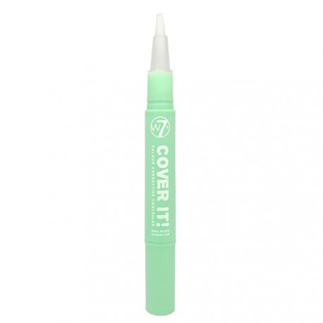 W7 cosmetics - Cover It Correcteur pinceau Anti-boutons