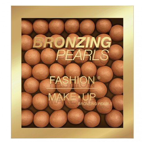 Fashion Make-Up - Perles Bronzantes N°01 - 14g