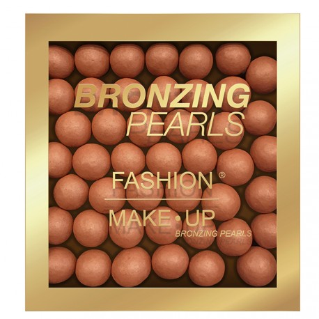 Fashion Make-Up - Perles Bronzantes N°02 - 14g