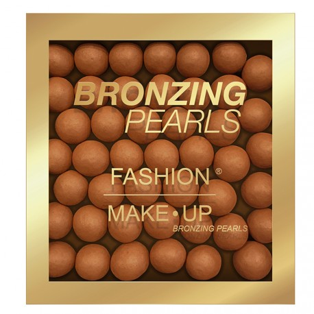 Fashion Make-Up - Perles Bronzantes N°04 - 14g
