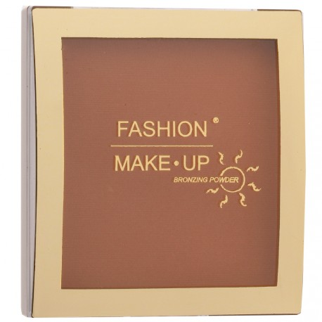 Fashion Make-Up - Poudre bronzante 03 Brun
