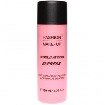 Fashion Make-Up - Dissolvant Doux - 120ml