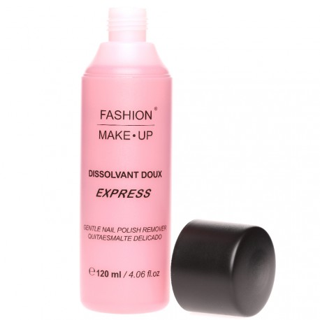 Fashion Make Up - Dissolvant Doux - 120ml