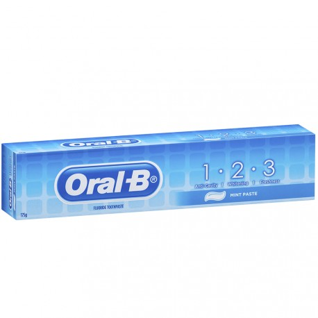 Oral-B - Dentifrice 1 2 3 - 100ml
