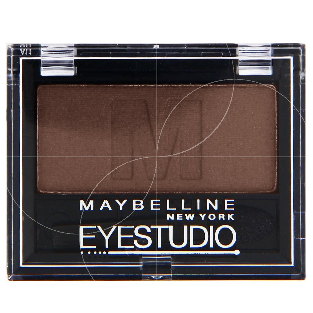 Gemey Maybelline - Eyestudio Ombres à paupières Mono 750 Chocolate Chic