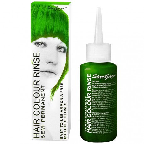 Stargazer - Coloration Semi Permanente African green - 70ml