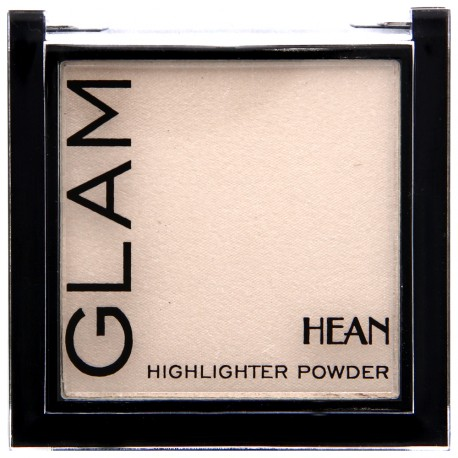 Hean - Poudre compacte Glam illuminatrice - 201 Light rose - 9g