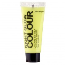 Stargazer - Night Glow colour - Gel Phosphorescent Jaune - 10ml