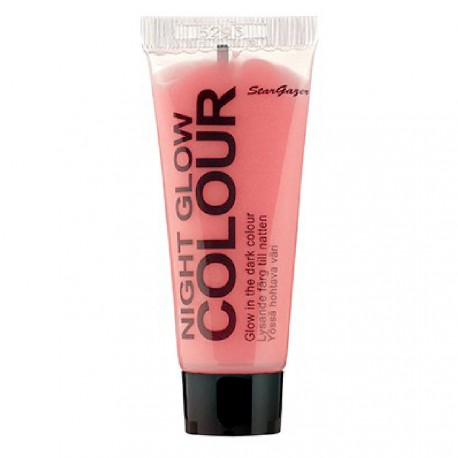 Stargazer - Night Glow colour - Gel Phosphorescent Rose - 10ml