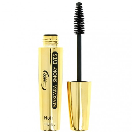 Cosmod - Mascara Smoky Eyes Noir intense - 12gr