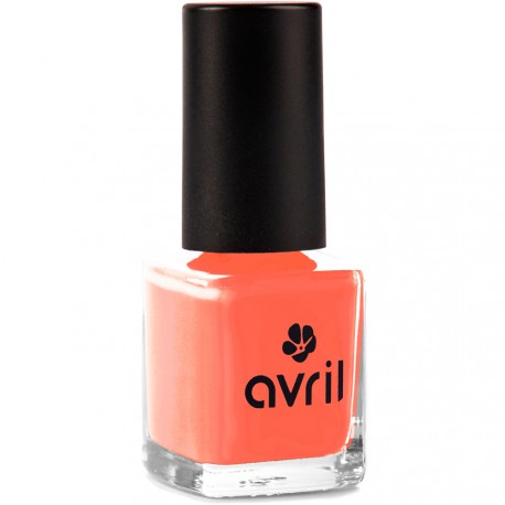 Avril - Vernis à ongles Corail n°02 - 7ml