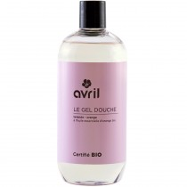 Avril BIO - Gel douche Lavande-Orange - 500 ml - certifié bio