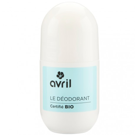 Avril - Déodorant bille - 50 ml - certifié bio