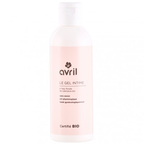 Avril - Gel intime - 200ml - certifié bio