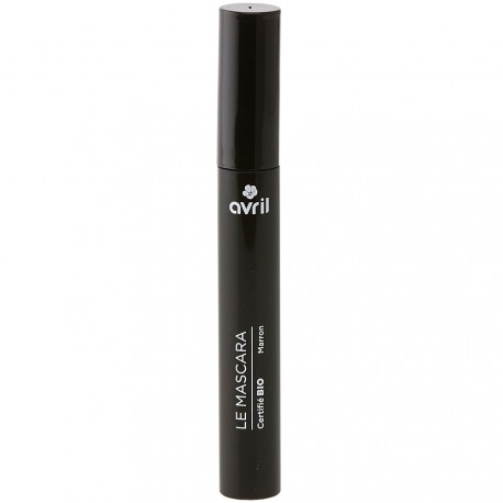 Avril BIO - Mascara Marron - certifié bio