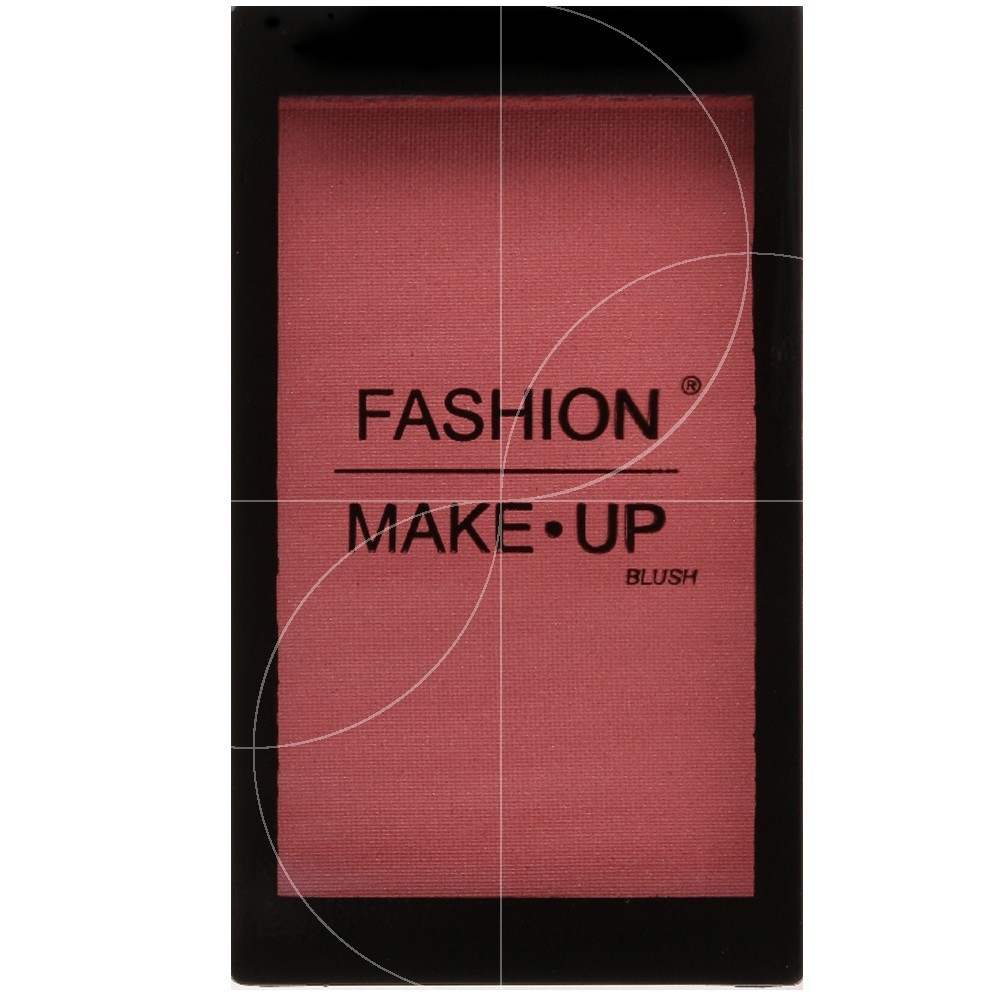 Fashion Make Up - Blush n°02 Rose