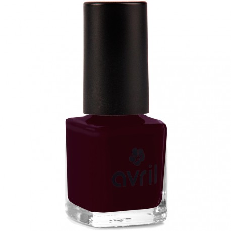 Avril - Vernis à ongles Prune n°82 - 7ml
