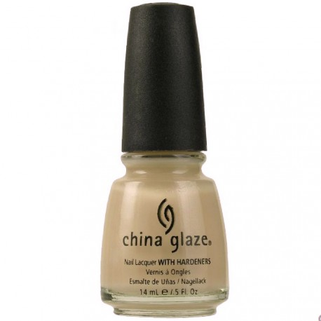 China Glaze - Vernis à ongles laque 77001 I - 14 ml