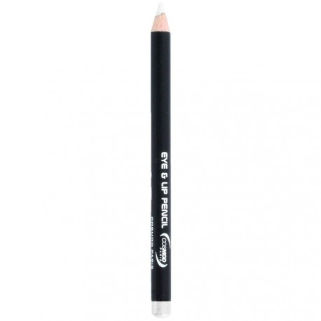 Cosmod - Crayon Yeux & lèvres n°20 Blanc - 5gr