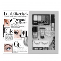 Miss Cop - Coffret Look Silver Lady