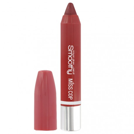 Miss Cop - Crayon Gloss Smoothy n°12 Cerise noire - 3,5g