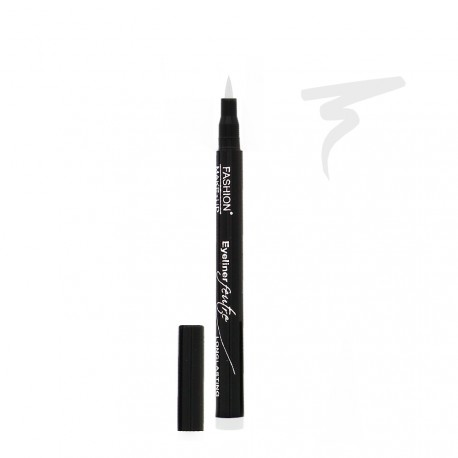 Fashion Make Up - Eyeliner Feutre Longue Tenue 08 Blanc