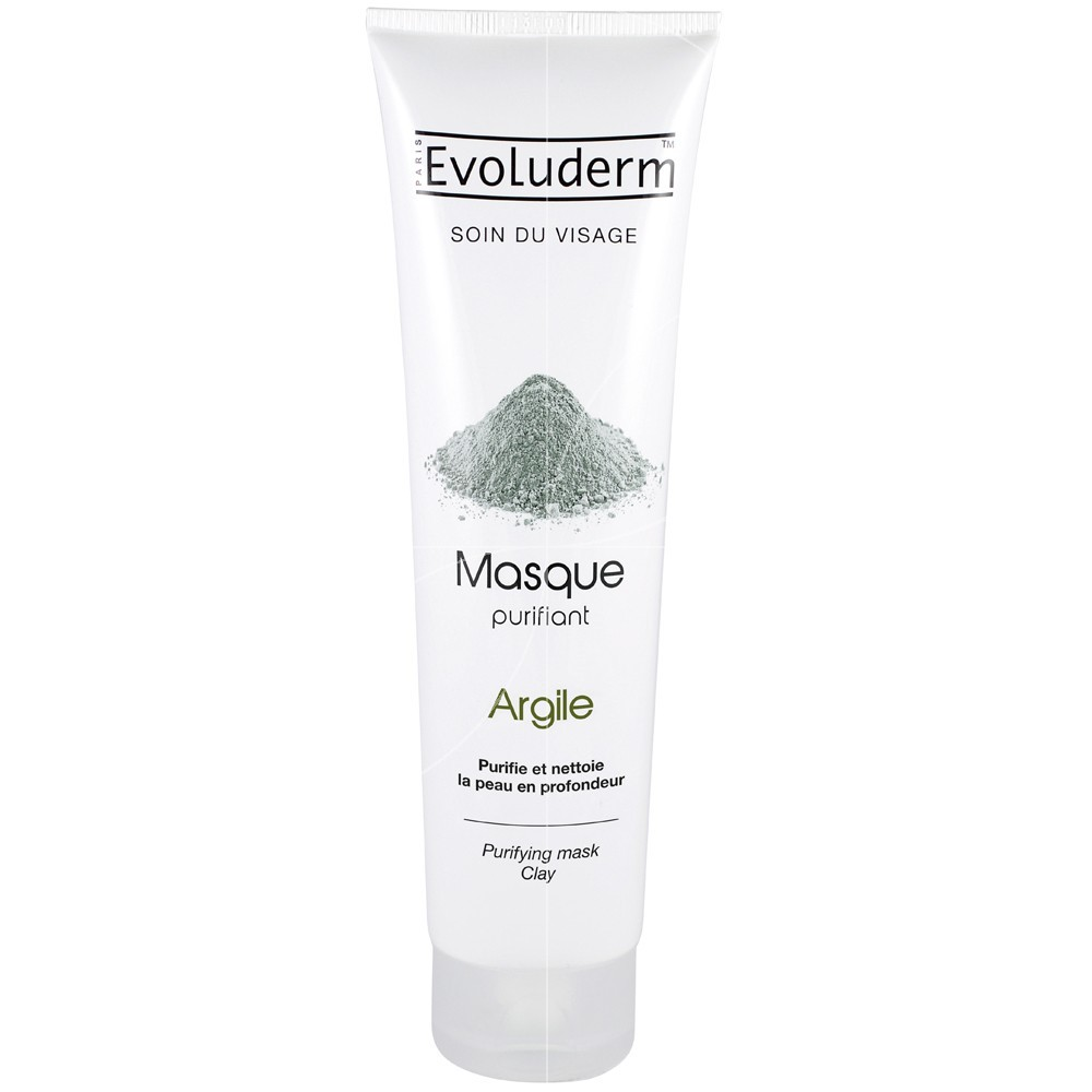 Evoluderm - Masque Visage à l'Argile - 150ml