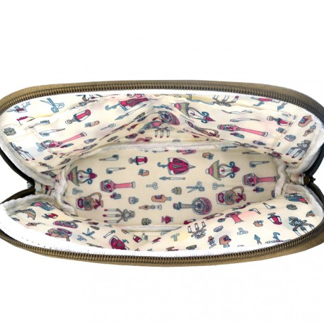 Sweet & Candy - Trousse Pois multicolor Grand format