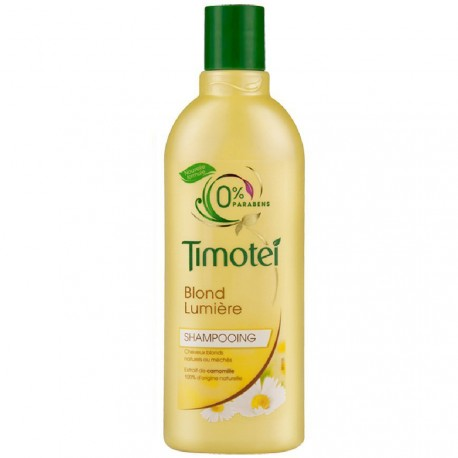 Timotei - Shampooing Blond Lumière - 300ml