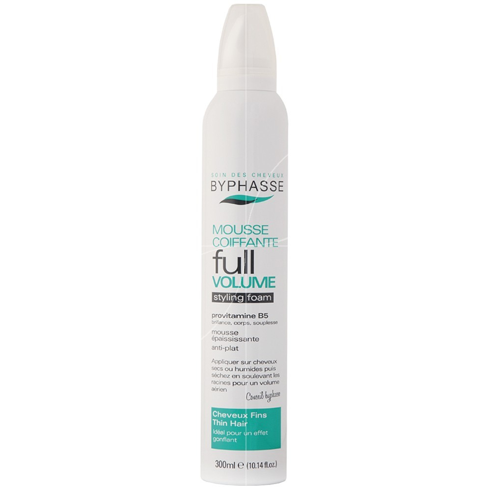 Byphasse - Mousse coiffante full volume - 300ml