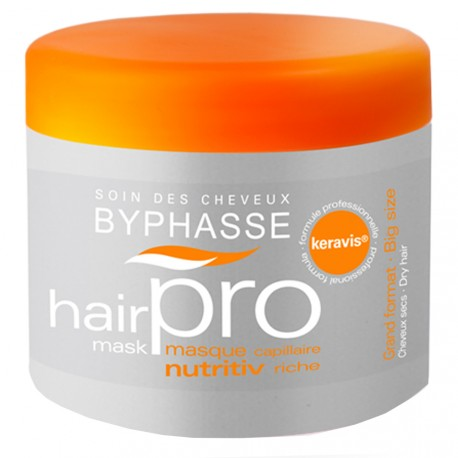Byphasse - Hair Pro - Masque Capillaire Cheveux Secs - 500ml