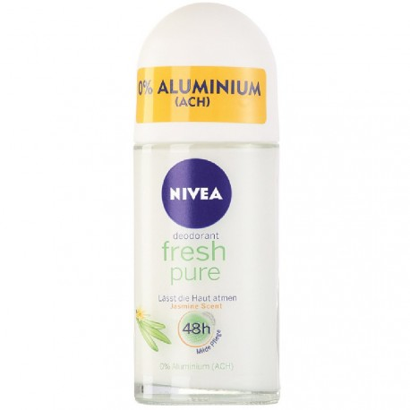 Nivea - Déo roll-on Fresh Pure - 50ml