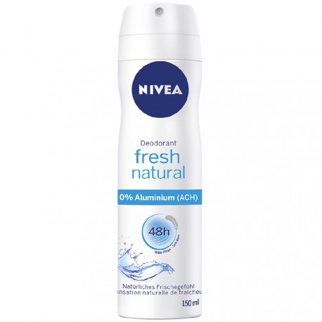 Nivea - Déodorant spray Fresh Natural - 150ml