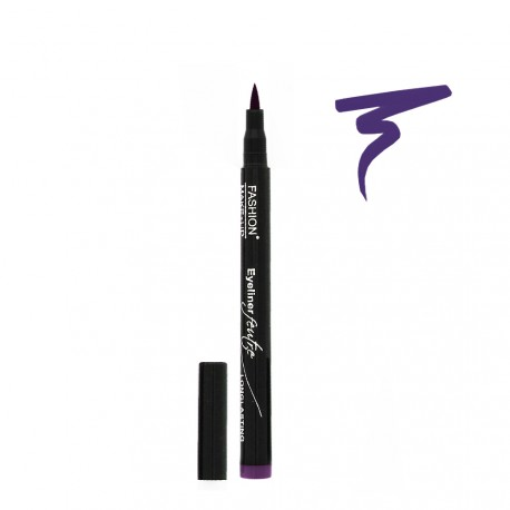 Fashion Make-Up - Eyeliner Feutre Longue Tenue 04 Violet