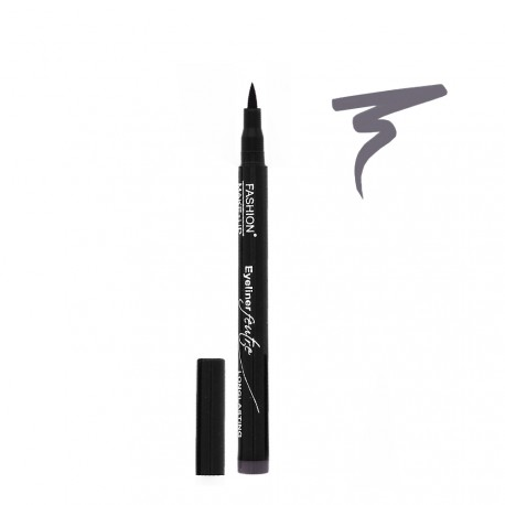 Fashion Make-Up - Eyeliner Feutre Longue Tenue 06 Gris