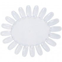 Folie cosmetic - Onglier vierge transparent