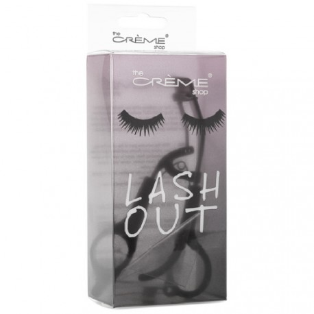 The Creme shop - Recourbe cils Lash Out noir
