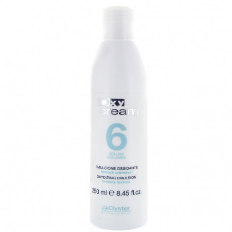 Oyster Oxy cream - Oxydant crème 6 volumes - 250ml