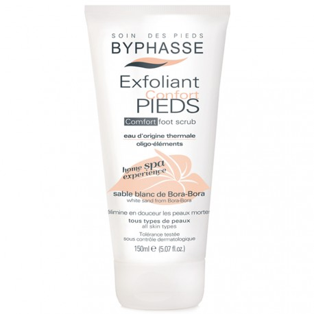 Byphasse - Exfoliant Confort Pieds Sable Blanc - 150ml