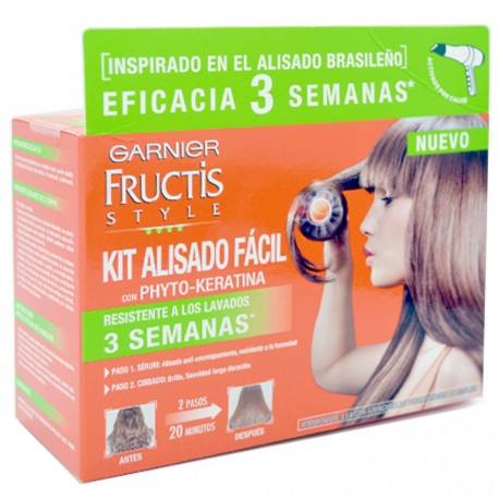Garnier Fructis Style - Kit Lissage Facile