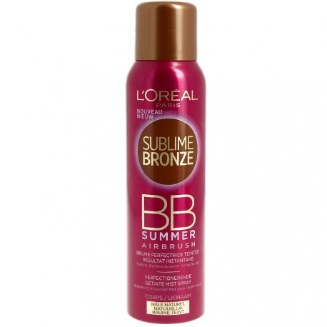 L'Oréal Sublime bronze - BB summer brume perfectrice teintée - Hâle naturel - 150ml
