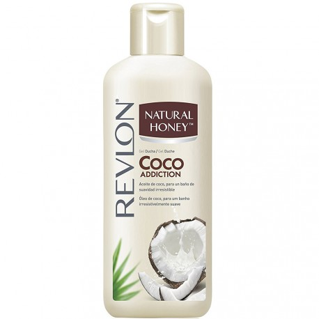 Natural Honey - Gel douche Coco Addiction 650ml
